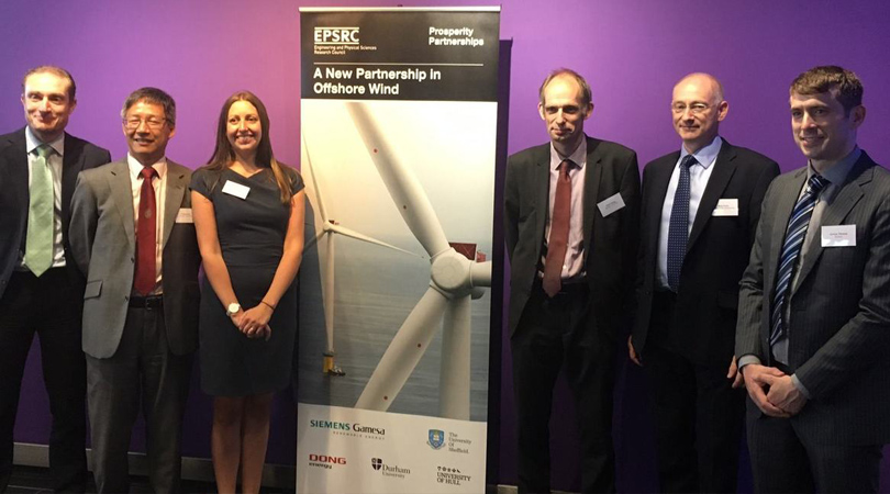 University of Hull and Aura in £7.6 million partnership to develop wind power technology for the future
