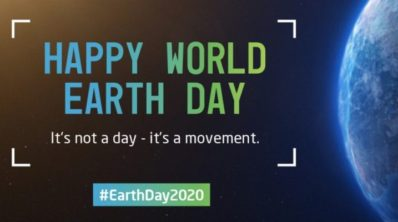 Aura Innovation Centre launches campaign to celebrate World Earth Day