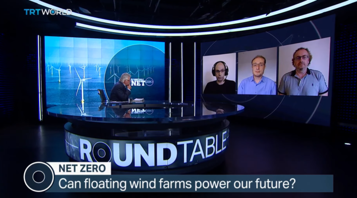 Professor James Gilbert appears as expert panellist on Roundtable discussion programme
