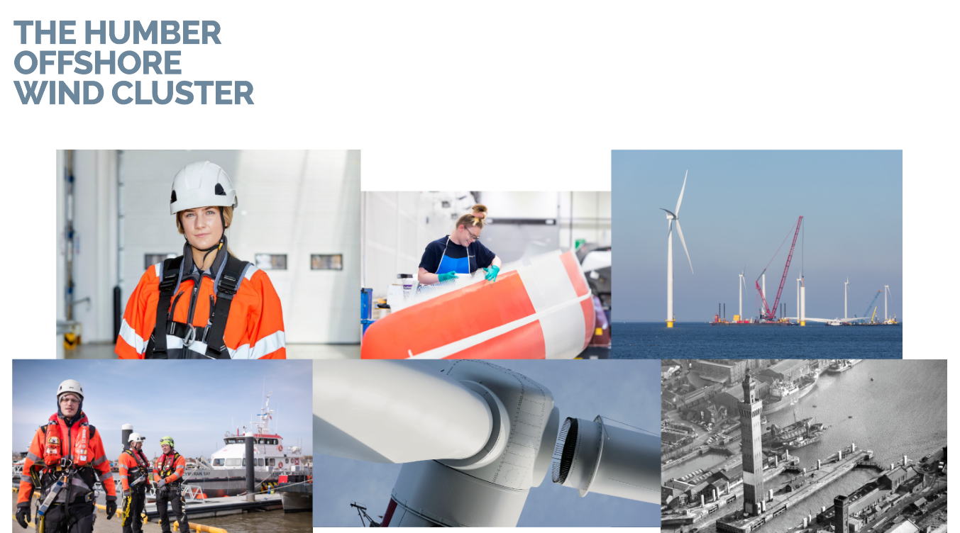 It's here! The Humber Offshore Wind Cluster Prospectus
