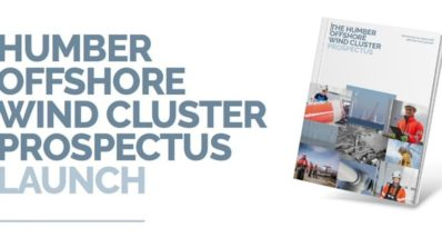 Join the Humber Offshore Wind Cluster Prospectus Launch